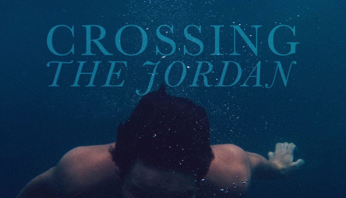 Crossing the Jordan Series Banner - Picture of Boy in the Ocean