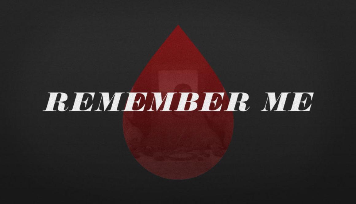 Remember Me Banner
