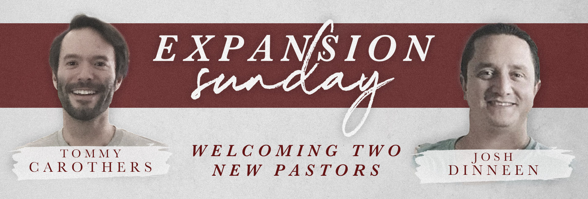 Expansion Sunday